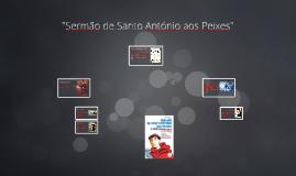 """Copy of """"Sermão de Santo António aos Peixes"""""""