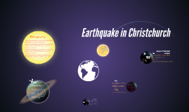 Copy of Earthquake in Christchurch