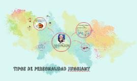 TIPOS DE PERSONALIDAD JUNGUIANAS