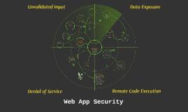 Copy of Web App Security