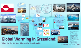 Global Warming in Greenland