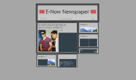 E-Now Newspapers