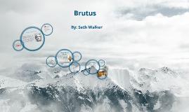Copy of Brutus Tragic Hero