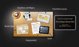 Career Planning Capstone Project