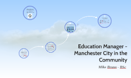 Education Manager - Manchester City in the Community