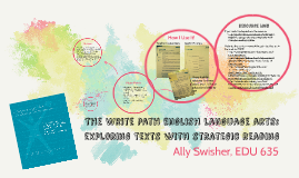 Copy of The Write Path English language arts: exploring texts with s