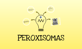 Copy of PEROXISOMAS