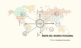 Mapa del mundo personal.