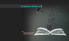 La literatura del Barroco