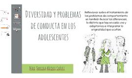 Copia de Problemas de conducta: una perspectiva inclusiva y cooperativa