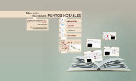 PUNTOS NOTABLES DE UN TRIANGULOS