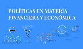 Copy of POLITICAS EN MATERIA FINANCIERA Y ECONÒMICA