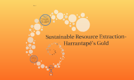 Sustainable Resource Extraction