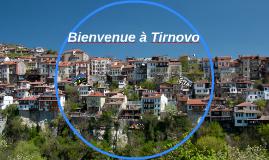 Bienvenue à Tirnovo 2015