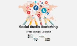 Social Media Marketing - 1st Professional Session at IRC Egypt