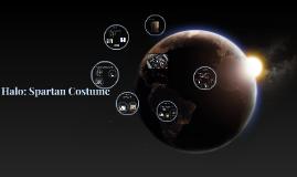 Copy of Copy of Halo: Spartan costume