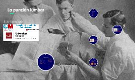 La punción lumbar
