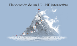 Investigación y desarrollo de un Drone Trerrestre