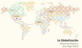 ¿Que es la globalización?