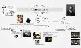 Carl Benz' Leben