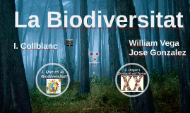 La Biodiversitat