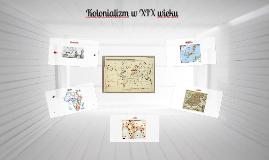 Kolonializm XIX wieku gim