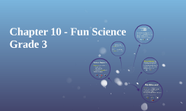 Copy of Copy of Chapter 10 - Fun Science