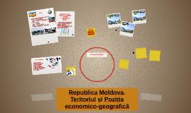 Republica Moldova. Teritoriul și Poziția economico-geografic
