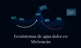 Ecosistemas de agua dulce en Michoacán