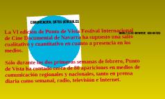 PUNTO DE VISTA 2010. COMUNICACIÓN