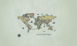 Guerra Civil China