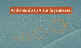 Activités du CTA sur la jeunesse