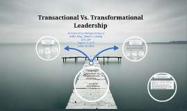 transformational leadership versus transactional leadership a review essay This is a research/review paper, distributed under the terms of the creative  commons  transformational leadership on employees performance and they  are.