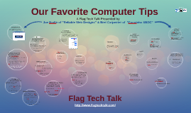 Our Favorite Computer Tips
