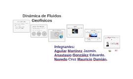 Dinámica de fluidos Geofísicos