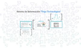 Sistema de Información TRIGO
