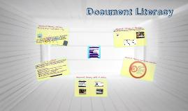 Document Literacy Tutorial