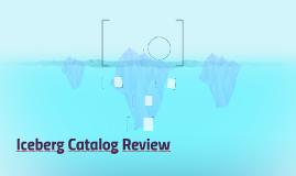 Iceberg Catalog