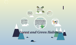 Forest and Green Habitats