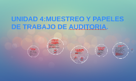 Copy of MUESTREO Y PAPELES DE TRABAJO DE AUDITORIA.