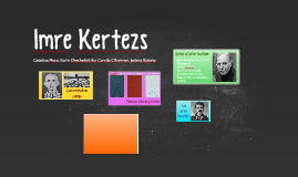 Imre Kertezs