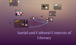Social and Cultural Contexts Literacy