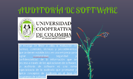 Copy of AUDITORÍA DE SOFTWARE