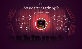 Copy of Picasso at the Lapin Agile