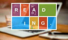 English:Reading Strategies