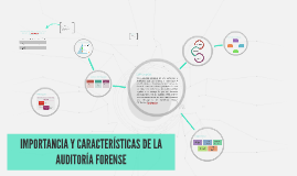 Copy of IMPORTANCIA Y CARACTERISTICAS DE LA AUDITORIA FORENSE
