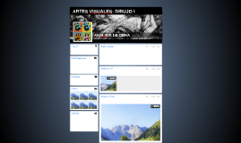 ARTES VISUALES- DIBUJO I