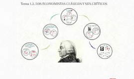 Tema 1.2. Los economistas clásicos