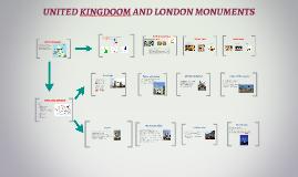 UNITED KINGDOOM AND LONDON MONUMENTS