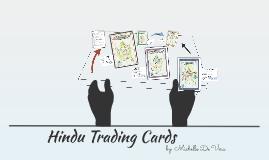 Hindu Trading Cards